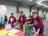 Demonstration at Eurobot Junior