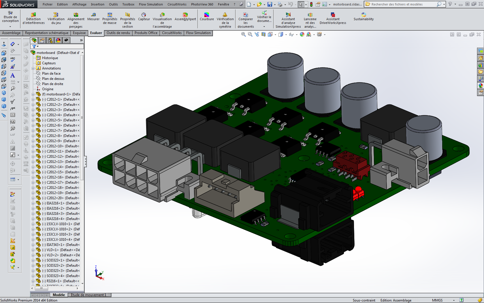 Introduction to eagle create solidworks 3d model from for Design table not working solidworks